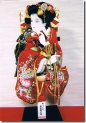 15号振袖(金彩刺繍)