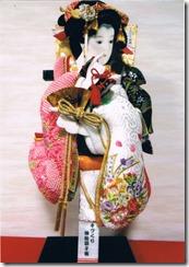 15号振袖(正絹絞り+金彩刺繍)