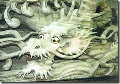 社寺彫刻 龍