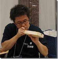 伝統と革新 ものづくり 匠の技の祭典2016 東京三味線河野